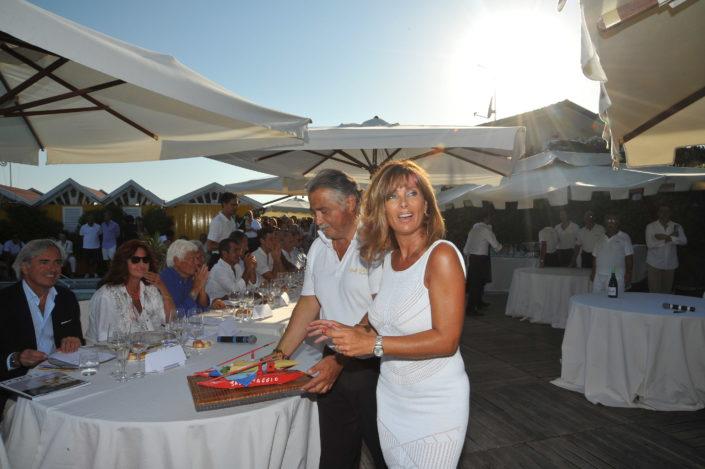 Forte dei Marmia tavola sulla spiaggia 2011i concorrenti