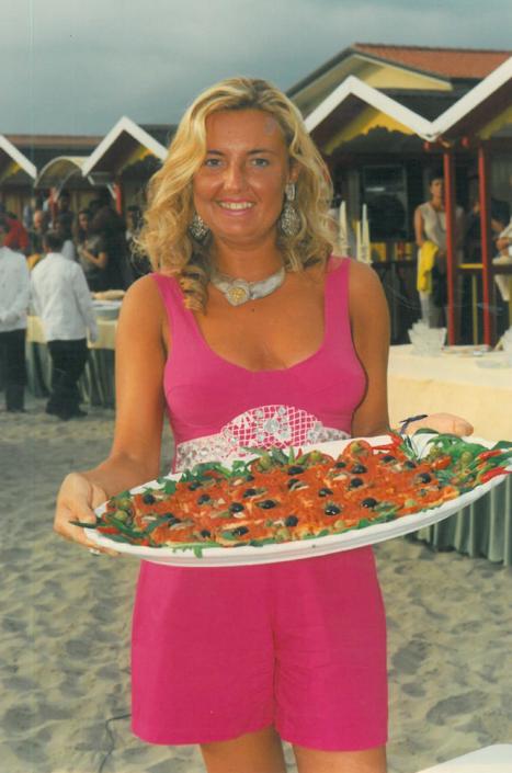 Duchessa Amina Buglia Attendoli Sforza