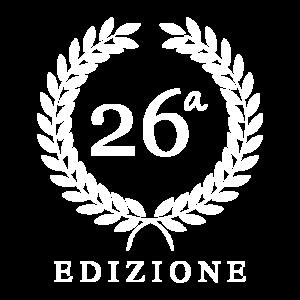 Logo XXVI Edizione