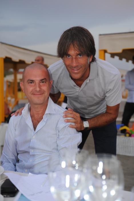 Danilo D'Angelo e Davide Oldani