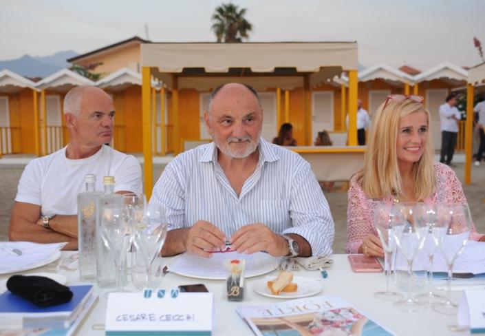 Enrico Derflingher, Cesare Cecchi e Marisa May