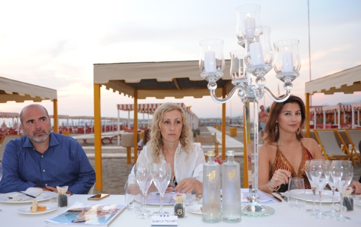 Marco Gemelli, Bianca Tecchiati, Beatrice Fornaciari