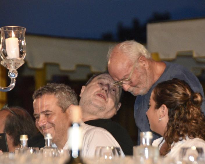 Gianfranco Vissani, Marco Caprai, Gianni Mercatali