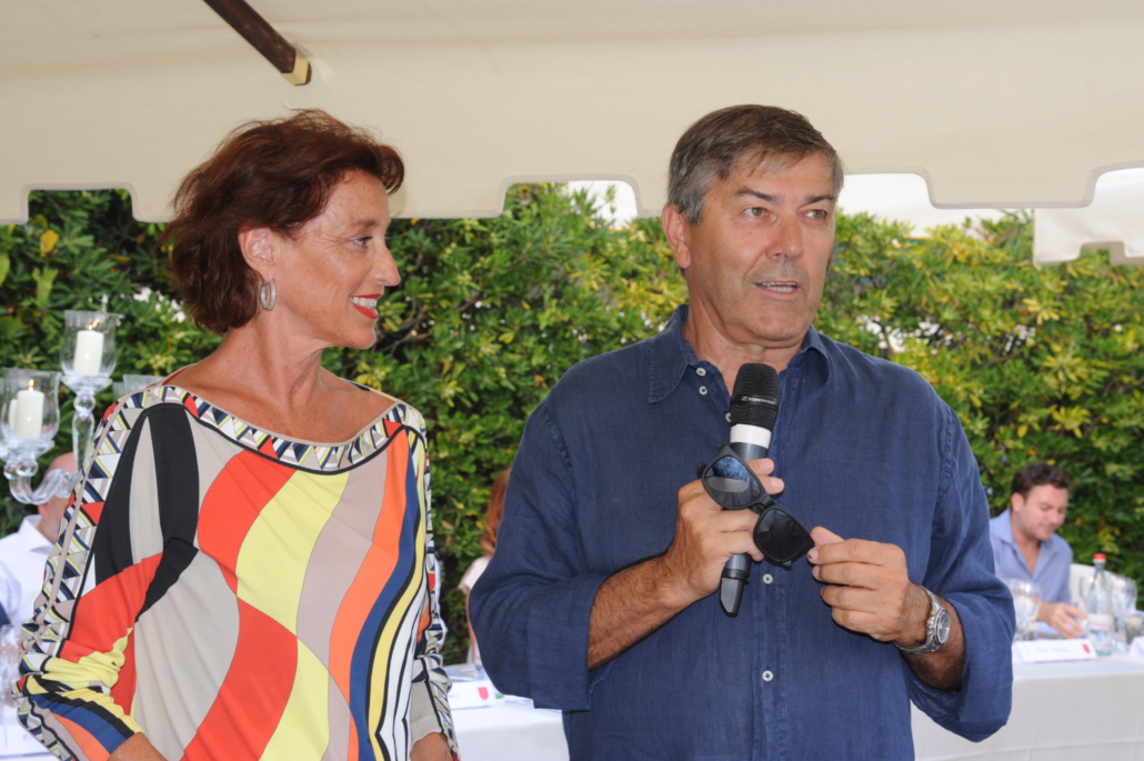 09 Annamaria Tossani con il Sindaco Bruno Murzi